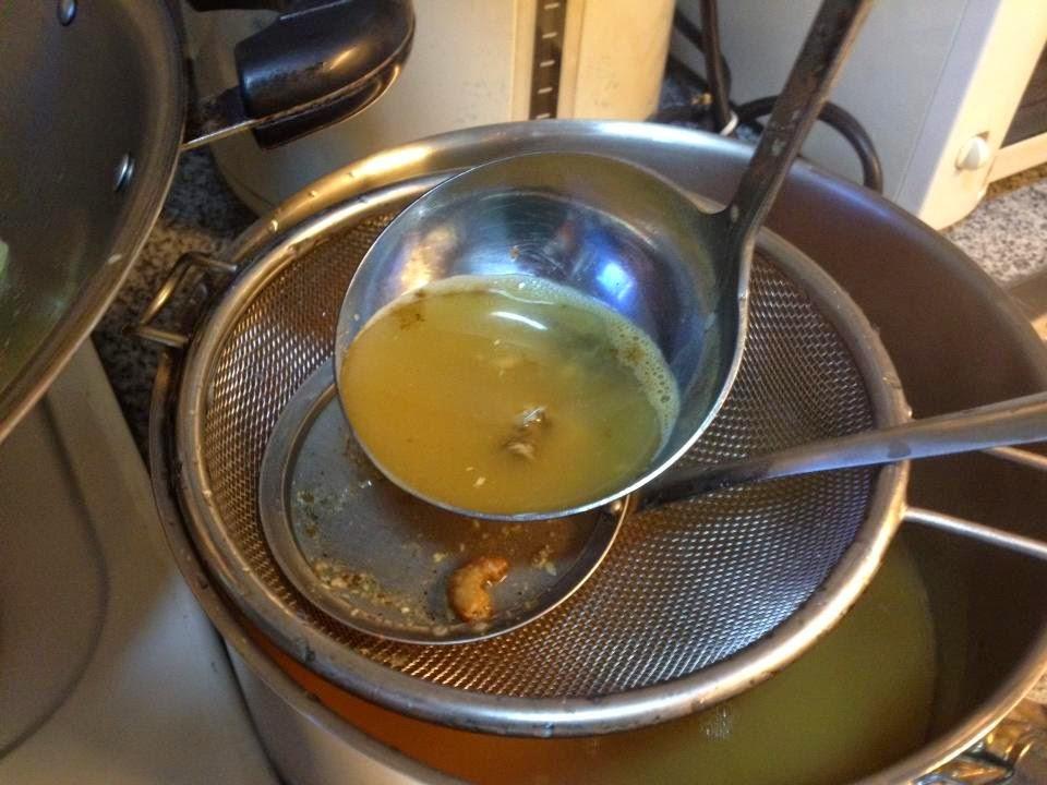 J's cafe 與我: 大地魚湯底 /大地魚粉
